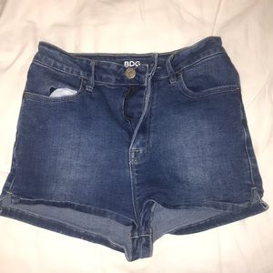 Urban outfitters BDG high waisted shorts
